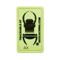 Cachebeholder 0,7 liter med micrologbog