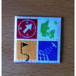 10 stk. Micro logbog 35 x 50 mm med 50 sider