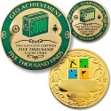Geocaching Trackable Patch - SORT