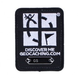 Geocaching Trackable Patch...