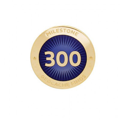 Milestone Pin - 300 fund