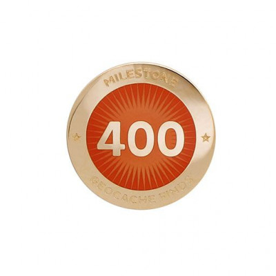 Milestone Pin - 400 fund