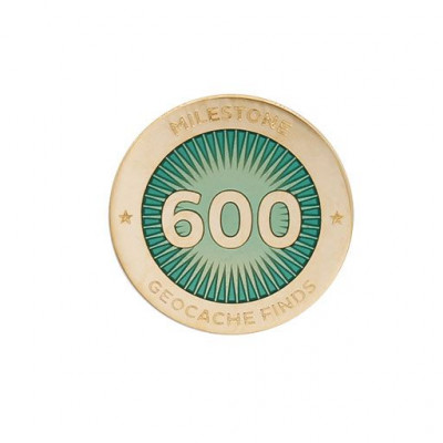 Milestone Pin - 600 fund