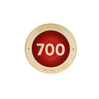 Milestone Pin - 700 fund