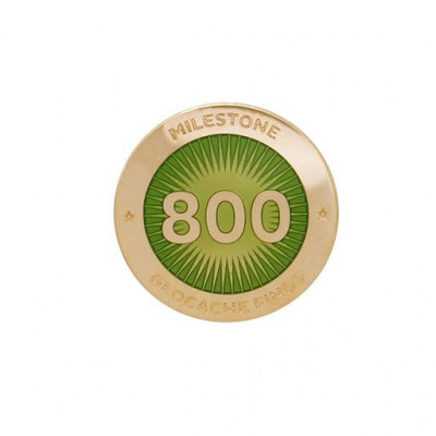 Milestone Pin - 800 fund
