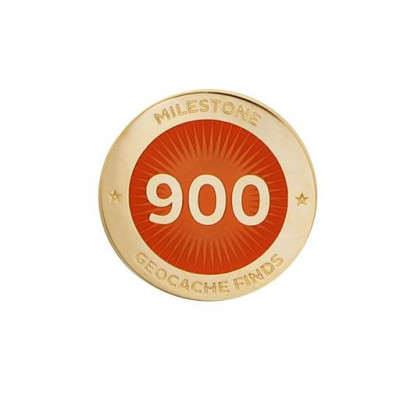 Milestone Pin - 900 fund