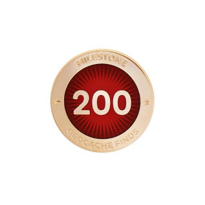 Milestone Pin - 200 fund