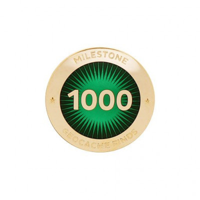 Milestone Pin - 1000 fund