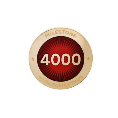 Milestone Pin - 4000 fund