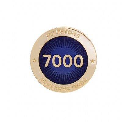 Milestone Pin - 7000 fund