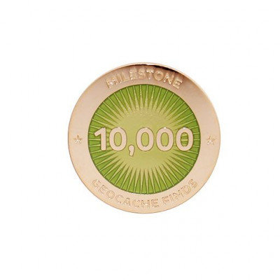 Milestone Pin - 10000 fund