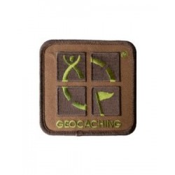 CAMO Geocaching Logo patch...