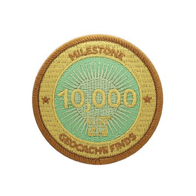 Milestone Patch - 10000 Fund