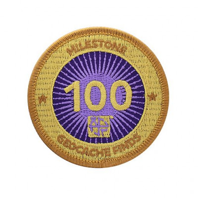 Milestone Patch - 100 Fund