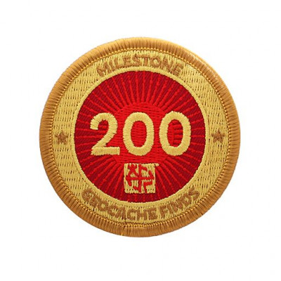 Milestone Patch - 200 Fund