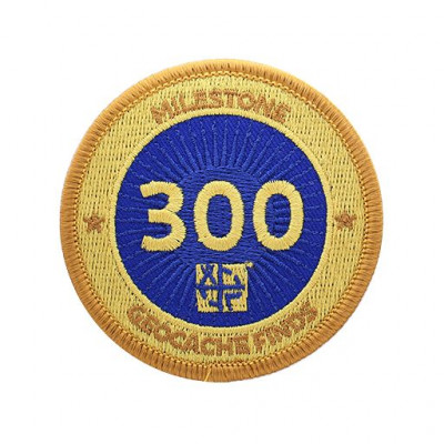 Milestone Patch - 300 Fund