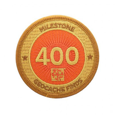 Milestone Patch - 400 Fund