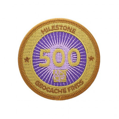 Milestone Patch - 500 Fund