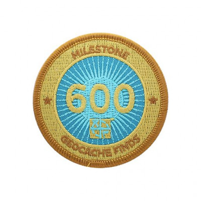 Milestone Patch - 600 Fund