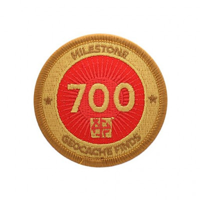 Milestone Patch - 700 Fund