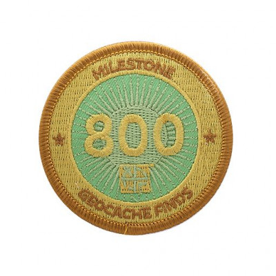 Milestone Patch - 800 Fund