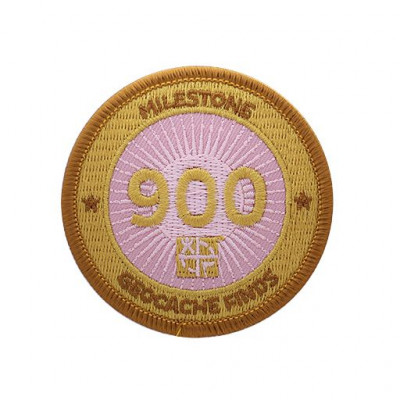 Milestone Patch - 900 Fund