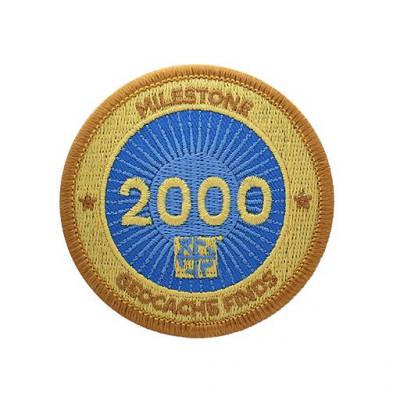 Milestone Patch - 2000 Fund