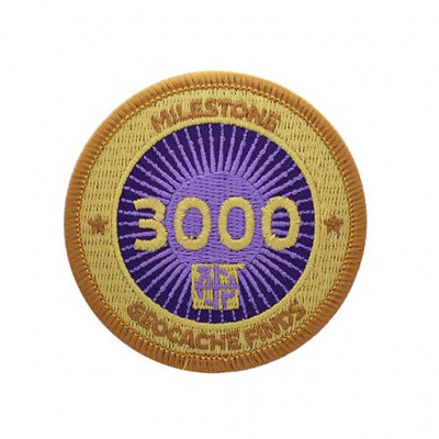 Milestone Patch - 3000 Fund