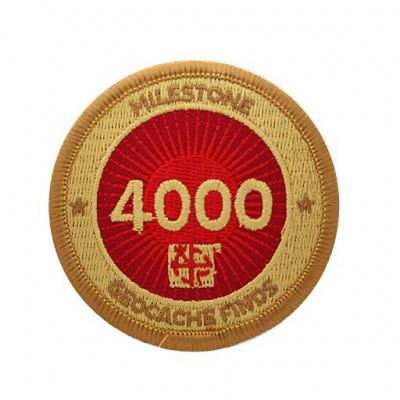 Milestone Patch - 4000 Fund