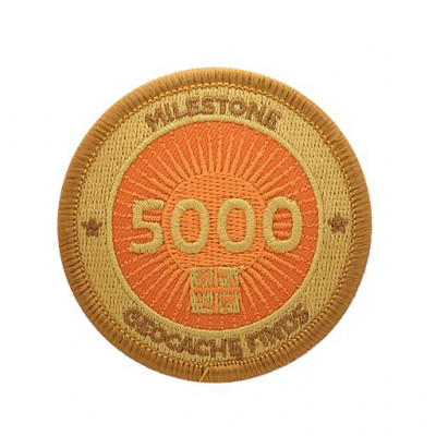 Milestone Patch - 5000 Fund