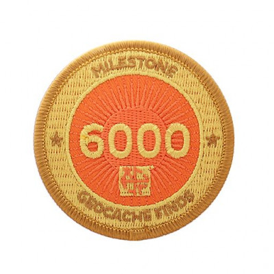 Milestone Patch - 6000 Fund