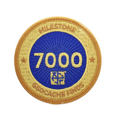 Milestone Patch - 7000 Fund