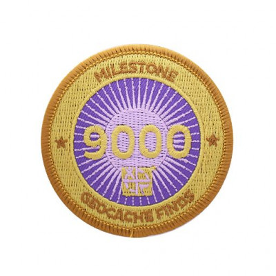 Milestone Patch - 9000 Fund