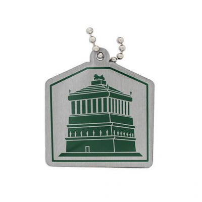 Ancient Wonders of the World Trackable Tag- Mausoleum of...