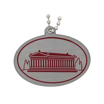 Ancient Wonders of the World Trackable Tag- Temple of...