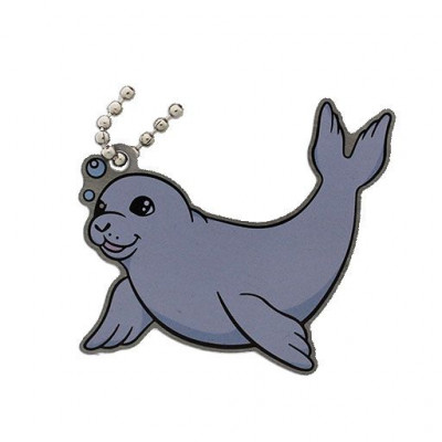 Snowflake the Seal - Travel Tag 2020