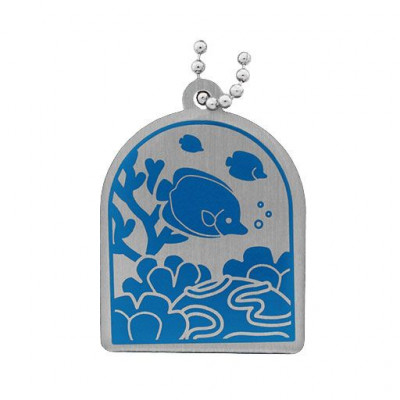 Natural Wonders of the World Trackable Tag- Great Barrier...