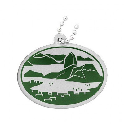 Natural Wonders of the World Trackable Tag- Guanabara Bay