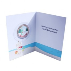 Holiday Greeting Card med...