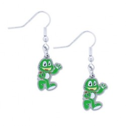 Signal the Frog® Trackable Earrings
