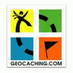 Geocaching.com full color...