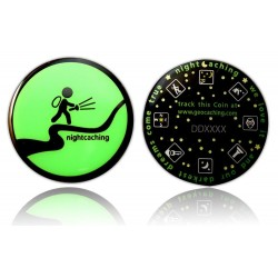 Darkest Dreams Geocoin -...