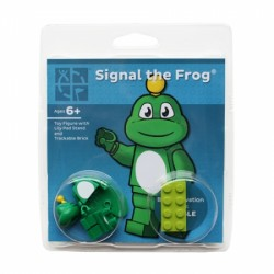 Signal The Frog LEGO - byg...