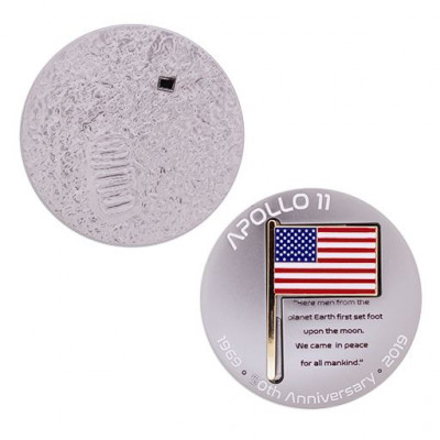 Moon Landing Geocoin - Apollo 11- 50 year