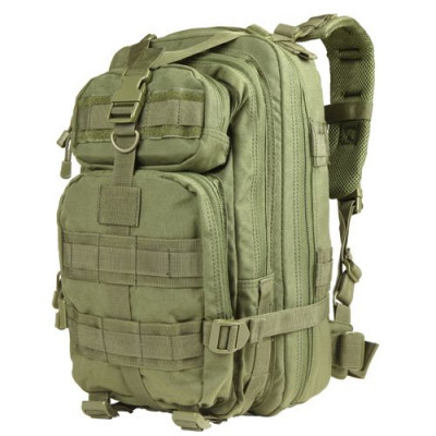 Condor Outdoor Compact Geocaching Pack- Armygrøn